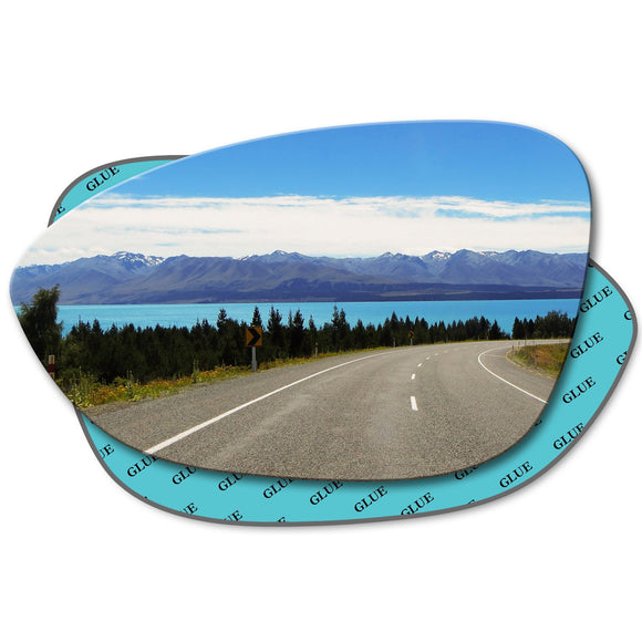 Wing mirror glass replacement for BMW 1M E82 Coupe 2010 - 2012 - AGCP