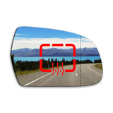 Wing mirror glass replacement for Audi A3 Mk2 2010 - 2012 - AGCP
