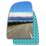Wing mirror glass replacement for Citroen Relay 2007 - 2016