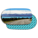 Wing mirror glass replacement for Fiat Palio Mk1 2001 - 2011