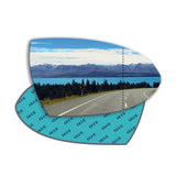 Wing mirror glass replacement for BMW M6 2005 - 2010 - AGCP