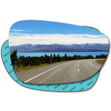 Wing mirror glass replacement for Saab 9-5 2010 - 2012