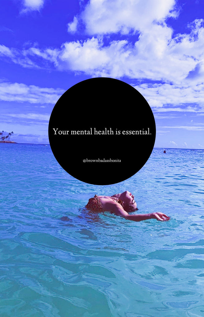 Your Mental Health is Essential