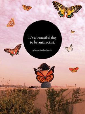 Its a beautiful day print