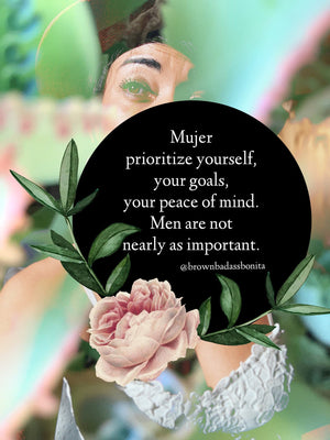 Prioritize Yourself Print
