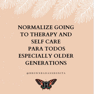 Normalize going to therapy print
