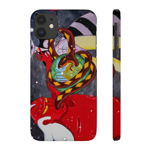 Gaion vs Mascularus Phone Case