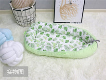 Load image into Gallery viewer, Baby Nest Portable Travel Bed