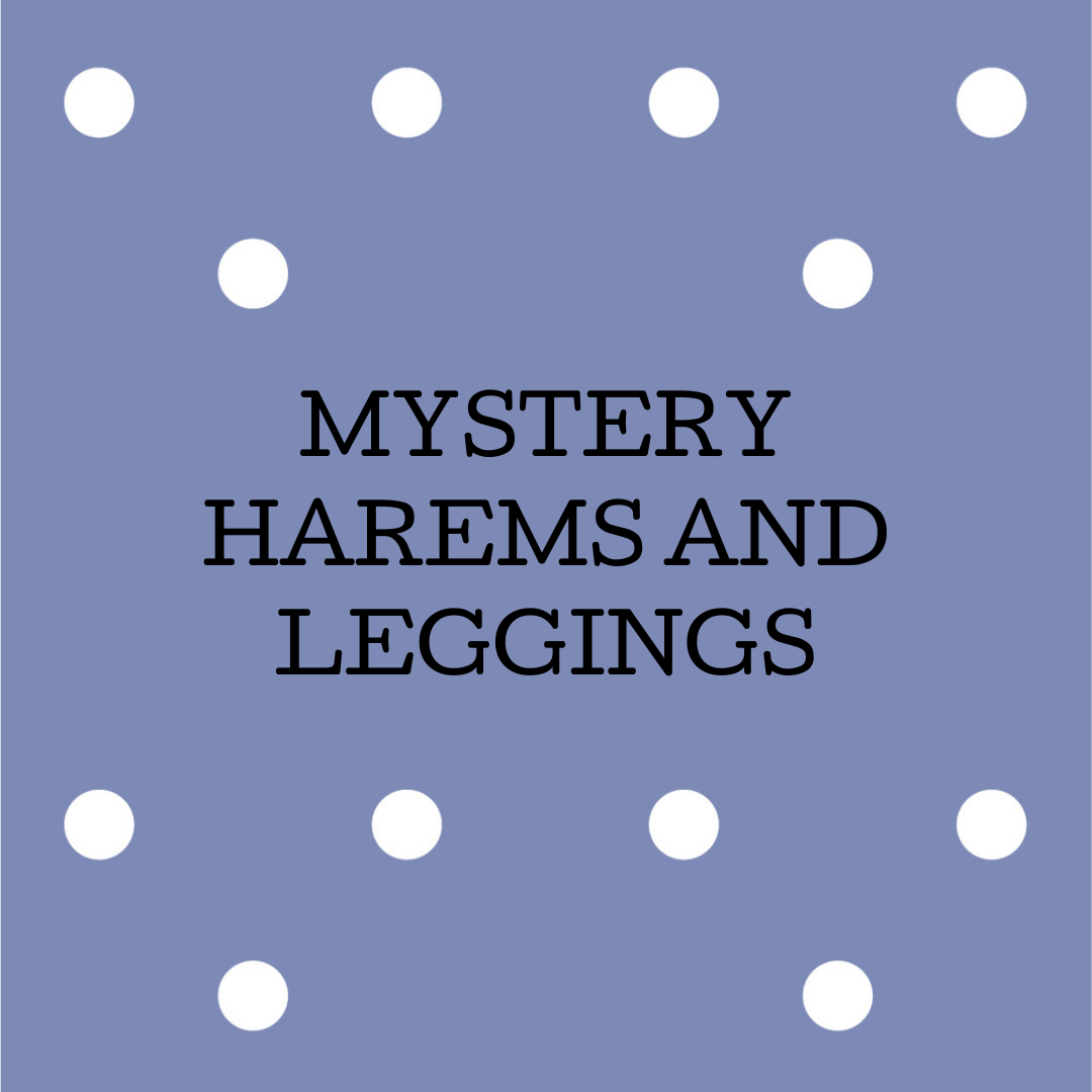 Mystery Harem Pants/Leggings