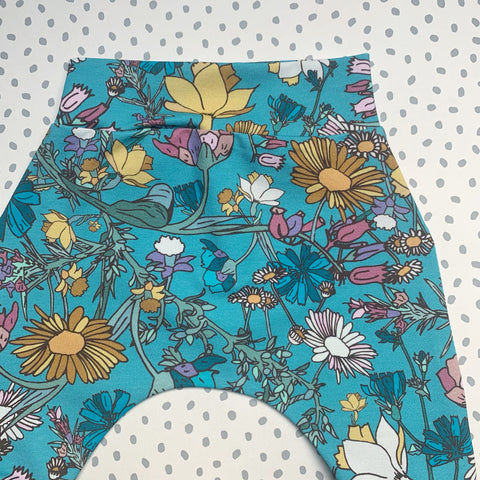 Wildflowers Harem Pants/leggings