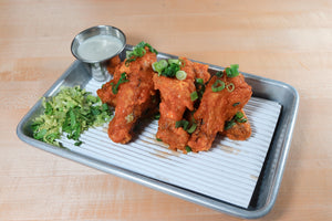 Square Pie Guys - Buffalo Wings