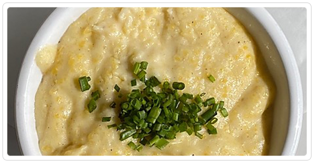 VooDoo Love - Creamy Yellow Grits