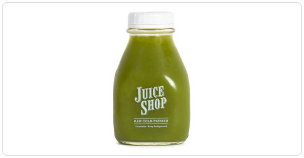 Juice Shop - A+ Deep Green