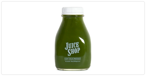 Juice Shop - Bright Green