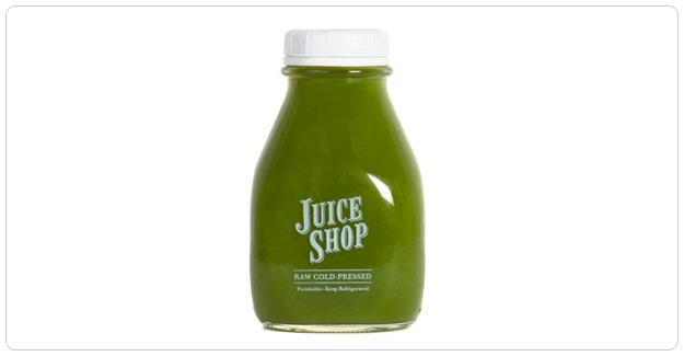 Juice Shop - Deep Green