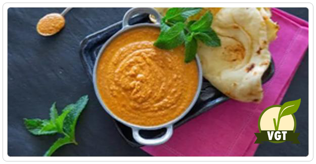 Kasa - Naan & Masala, 1 piece + 6oz (VGT) - AVAILABLE ONLY AT POLK ST