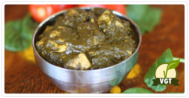 Kasa - Saag Paneer, 12oz (VGT) - AVAILABLE AT POLK ST ONLY