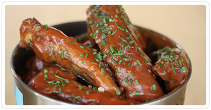 VooDoo Love - Cajun Spiced Baby Back Ribs