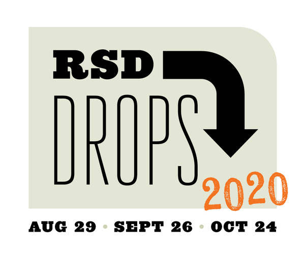 RECORD STORE DAY 2020 - 3 DATES IN AUGUST, SEPTEMBER, OCTOBER!
