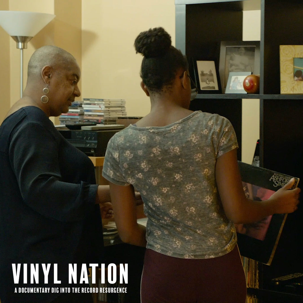 "Watch Record Store Movie ""Vinyl Nation"" April 18 & 19- Support Goner!"