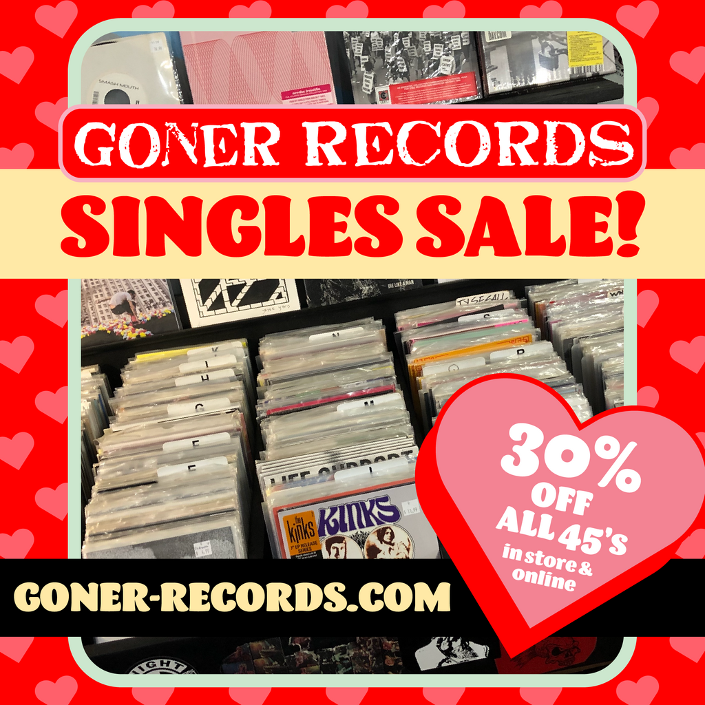 VALENTINE'S DAY SINGLES SALE - FEB 12-14