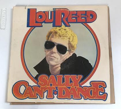Lou Reed - Sally Can't Dance (USED LP)