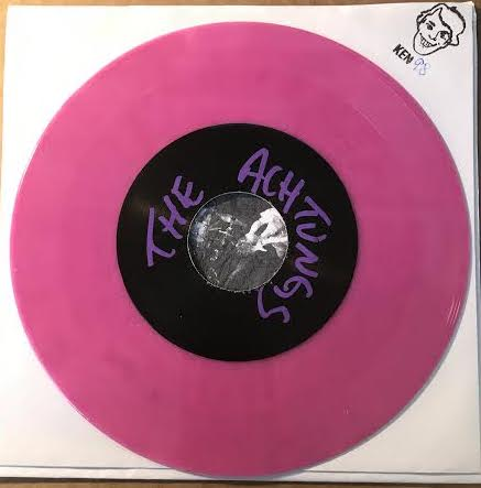 Achtungs - E.P. (Used 45)