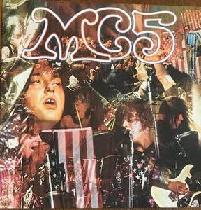 MC5 - Kick Out the Jams (Used LP)