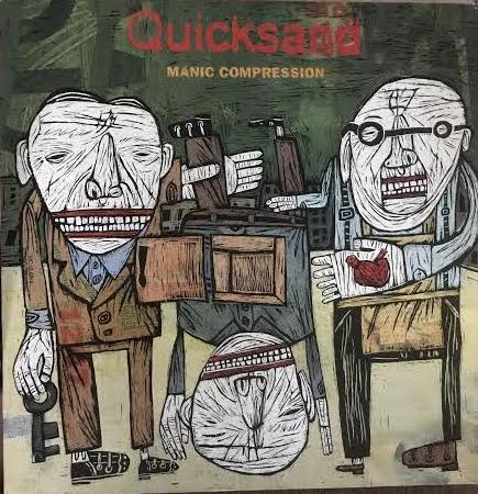 Quicksand - Manic Compression (Used LP)