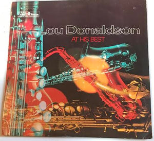Lou Donaldson - At His Best (Used LP)