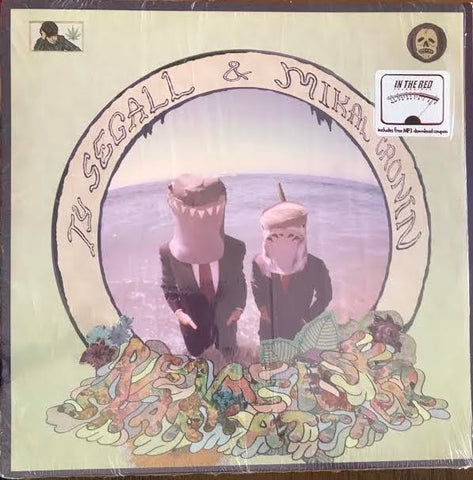 Ty Segall & Mikal Cronin - Reverse Shark Attack (Used LP)