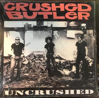 Crushed Butler - Uncrushed (Used LP)