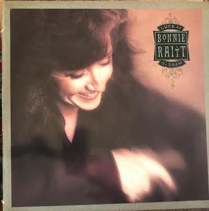 Bonnie Raitt - Luck of the Draw (Used LP)