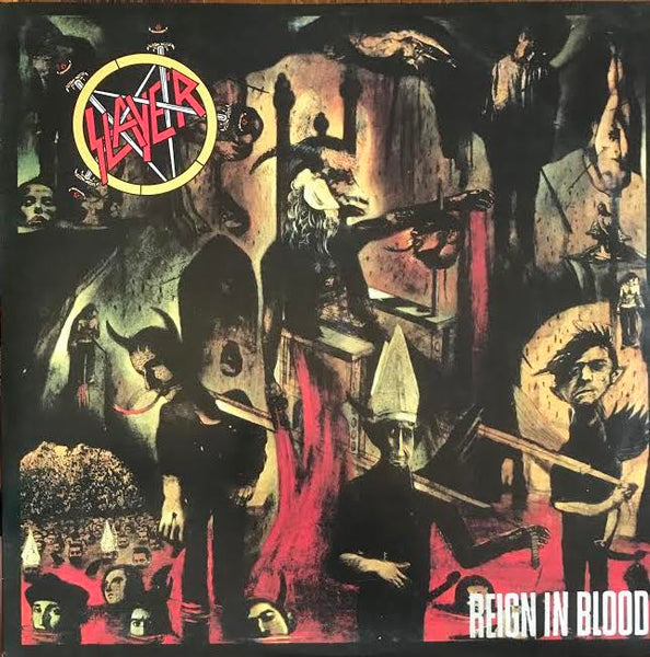Slayer - Reign in Blood (Used LP)