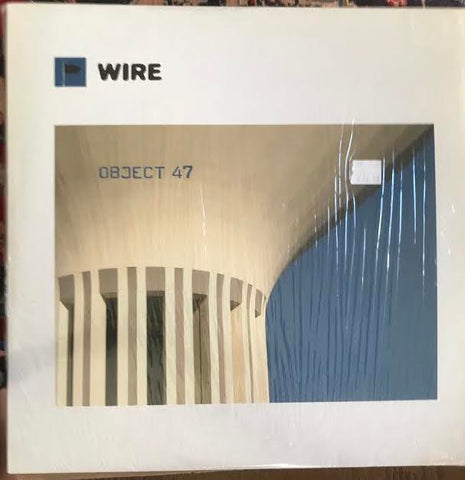Wire - Object 47 (Used LP)