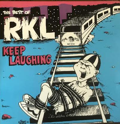 R.K.L. - The Best of ... (Used LP)