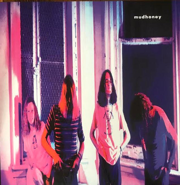 Mudhoney - Self-titled (Used LP)