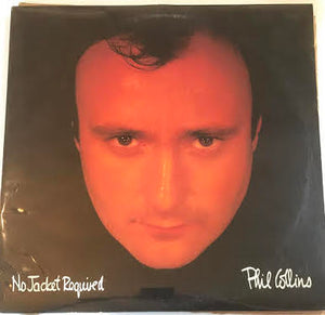 Phil Collins - No Jacket Required (Used LP)
