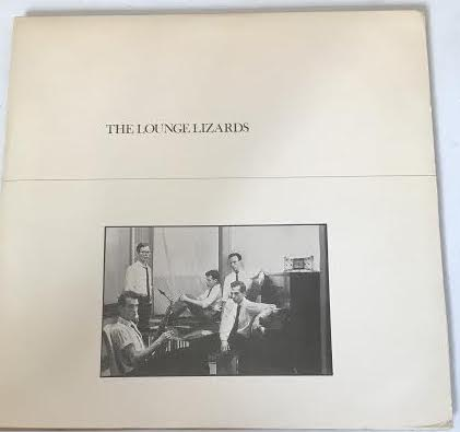 Lounge Lizards - Self-titled (Used LP)