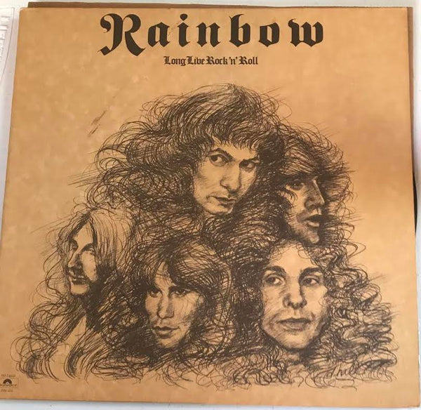 Rainbow - Long Live Rock 'n' Roll (Used LP)