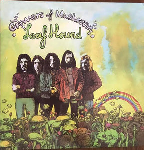 Leafhound - Growers of Mushroom (Used LP)