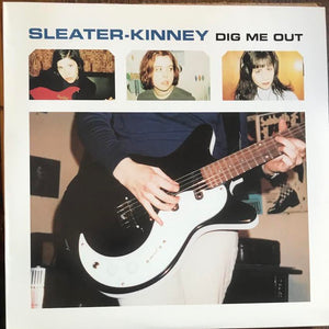 Sleater Kinney - Dig Me Out (Used LP)