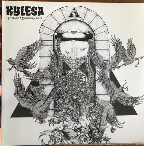 Kylesa - To Walk a Middle Course (Used LP)