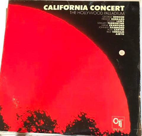 V/A - California Concert (Used LP)
