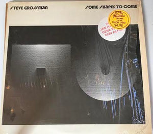 Steve Grossman - Some Shapes to Come (Used LP)