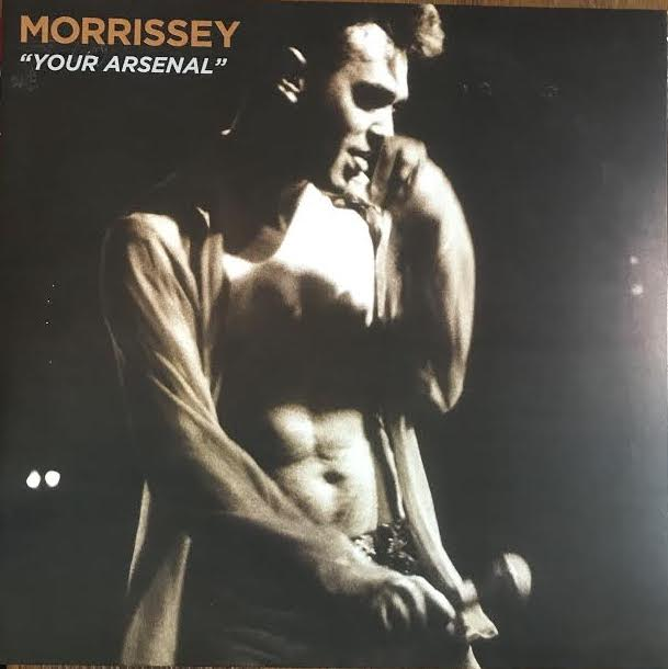 Morrissey - Your Arsenal (Used LP)