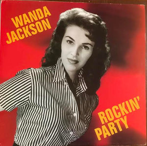 Wanda Jackson - Rockin' Party (Used LP)