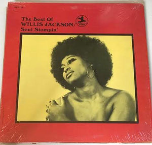 Willis Jackson - The Best of... (Used LP)