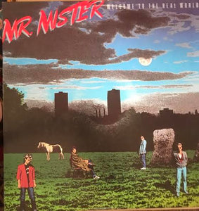 Mr. Mister - Welcome to the Real World (Used LP)