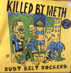 V/A - Killed By Meth Volume 2 (Used LP)